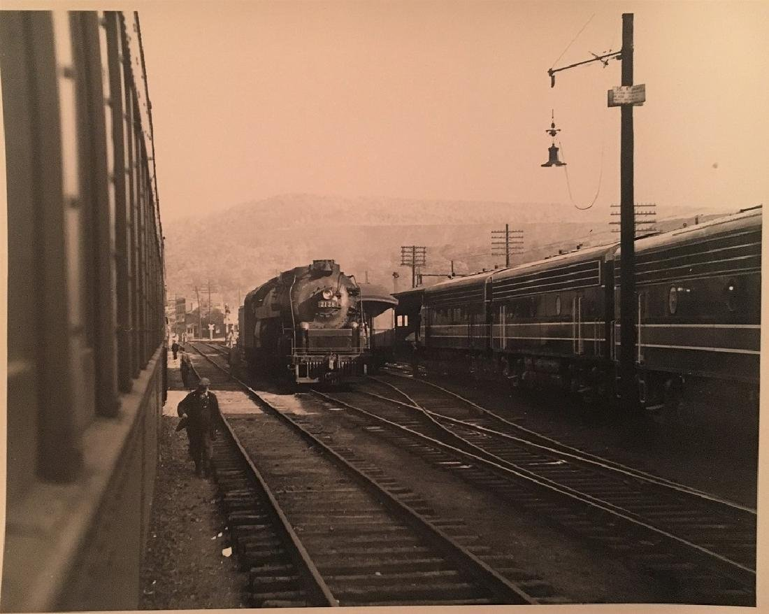 "1952 Original Railway Photograph ""Reading Co.#PN-8380"