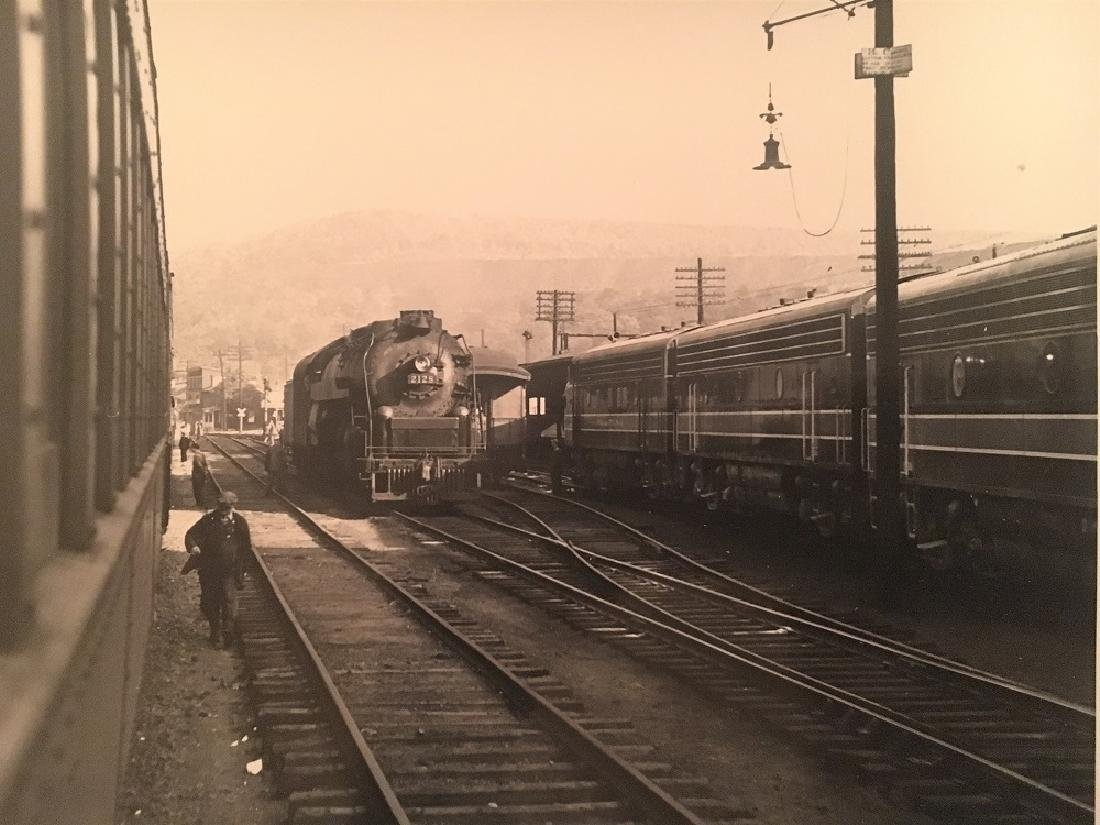 "1952 Original Railway Photograph ""Reading Co.#PN-8380 - 2"
