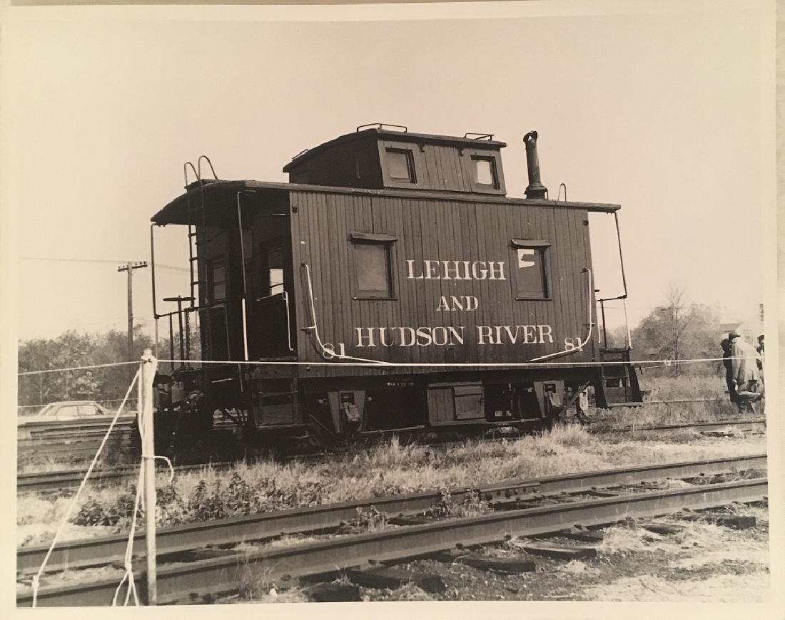 "1963 Original Railway Photograph ""L&HR, NY "" #720"