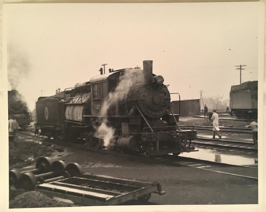 "1948 ""Lehigh & New England,PA"" #PN-7838"