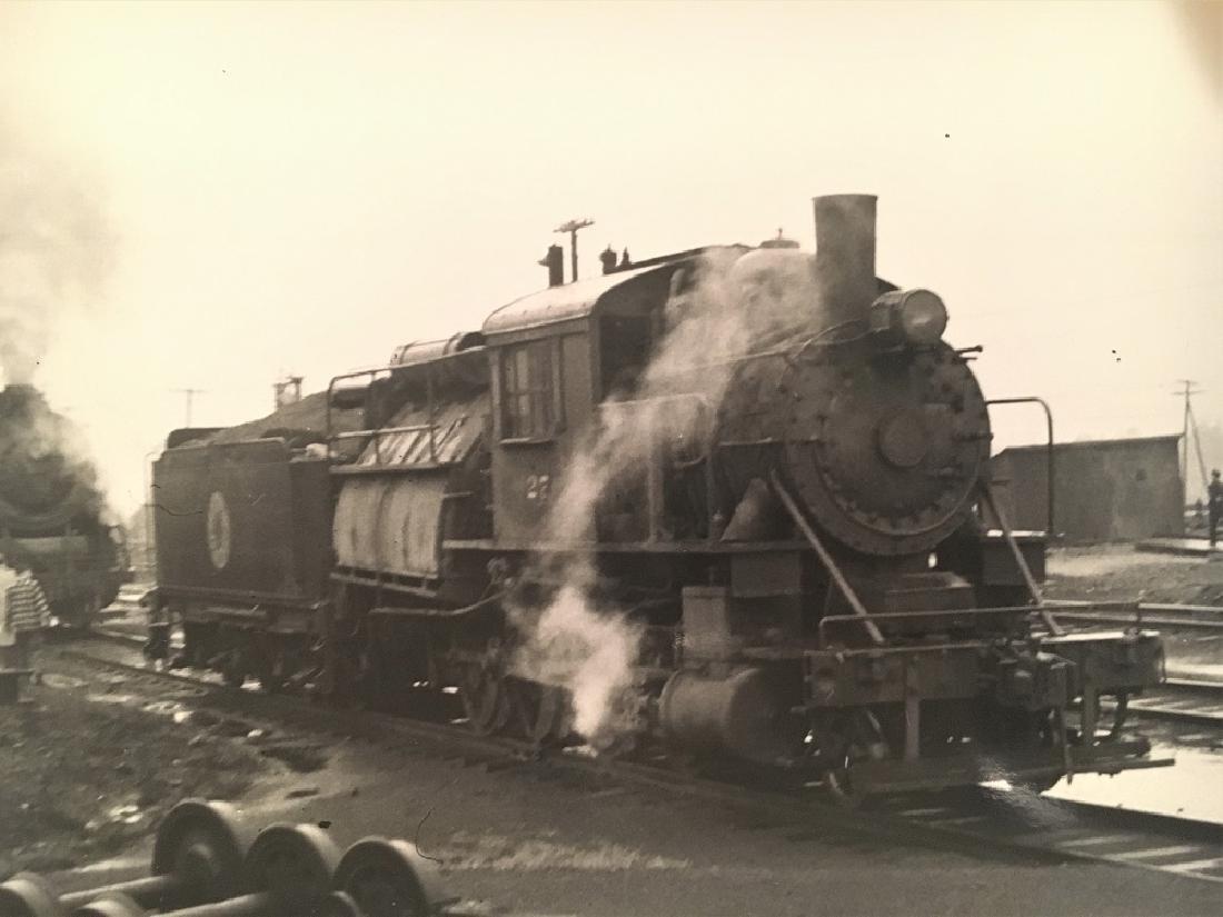 "1948 ""Lehigh & New England,PA"" #PN-7838 - 2"
