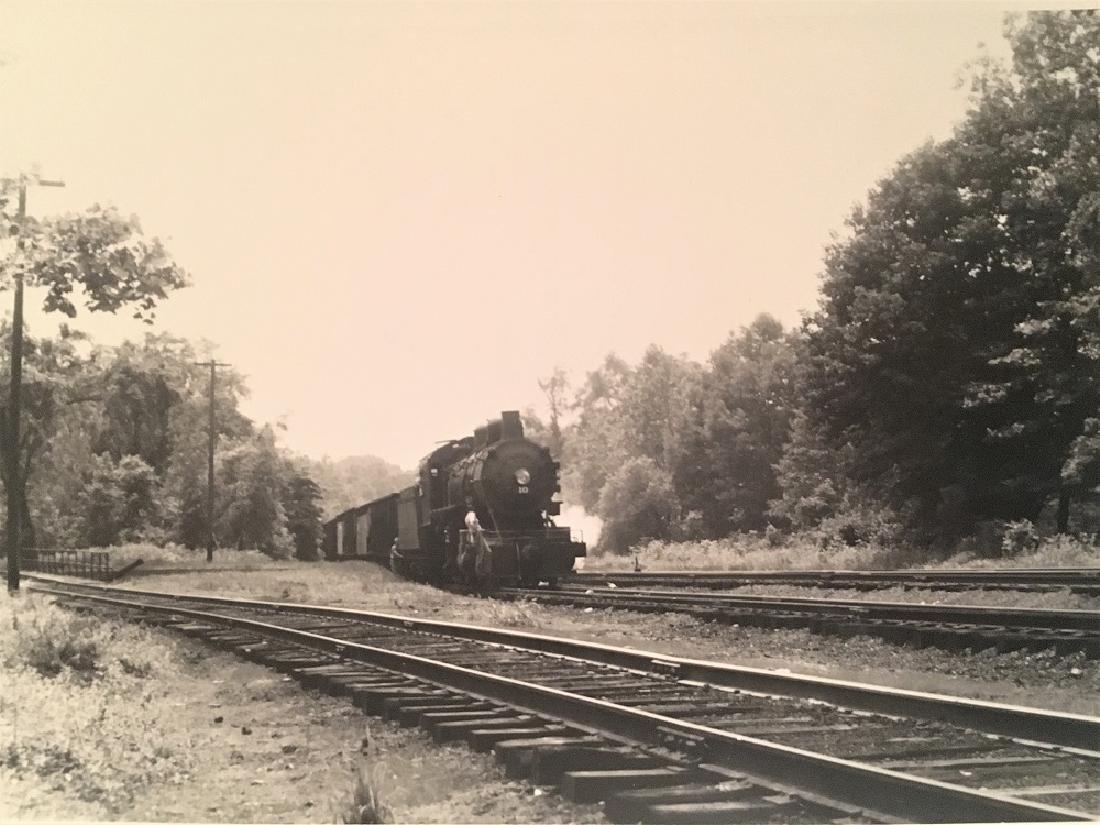 """1948 Morristown & Erie #10 NJ"""" #PN-3139"""