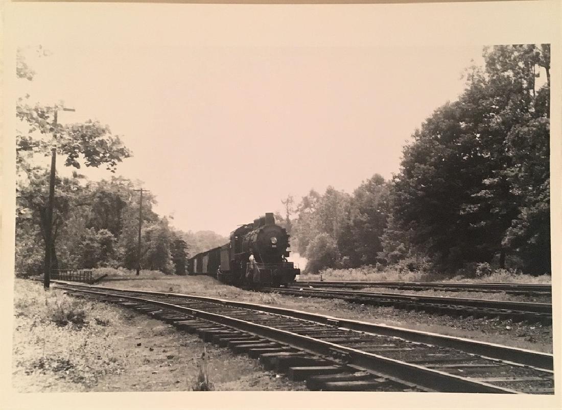 """1948 Morristown & Erie #10 NJ"""" #PN-3139 - 2"""