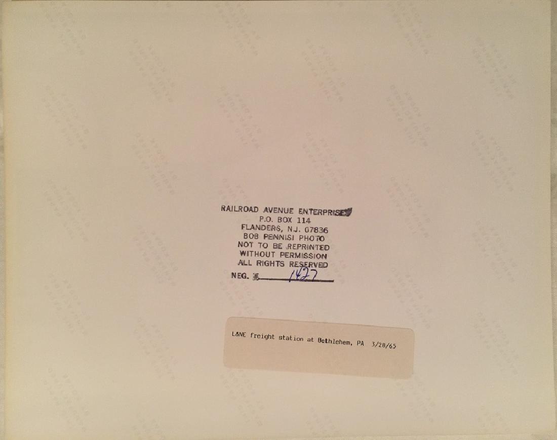 "1965 L&NE at Bethlehem, PA"" #1427 - 5"