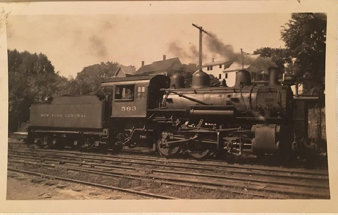 "1935 Original Railway Photograph ""New York Central, No."