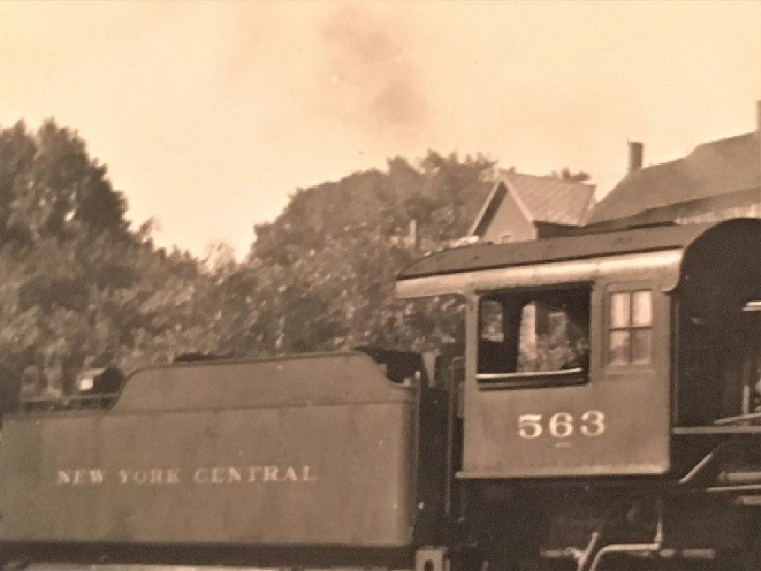 "1935 Original Railway Photograph ""New York Central, No. - 3"