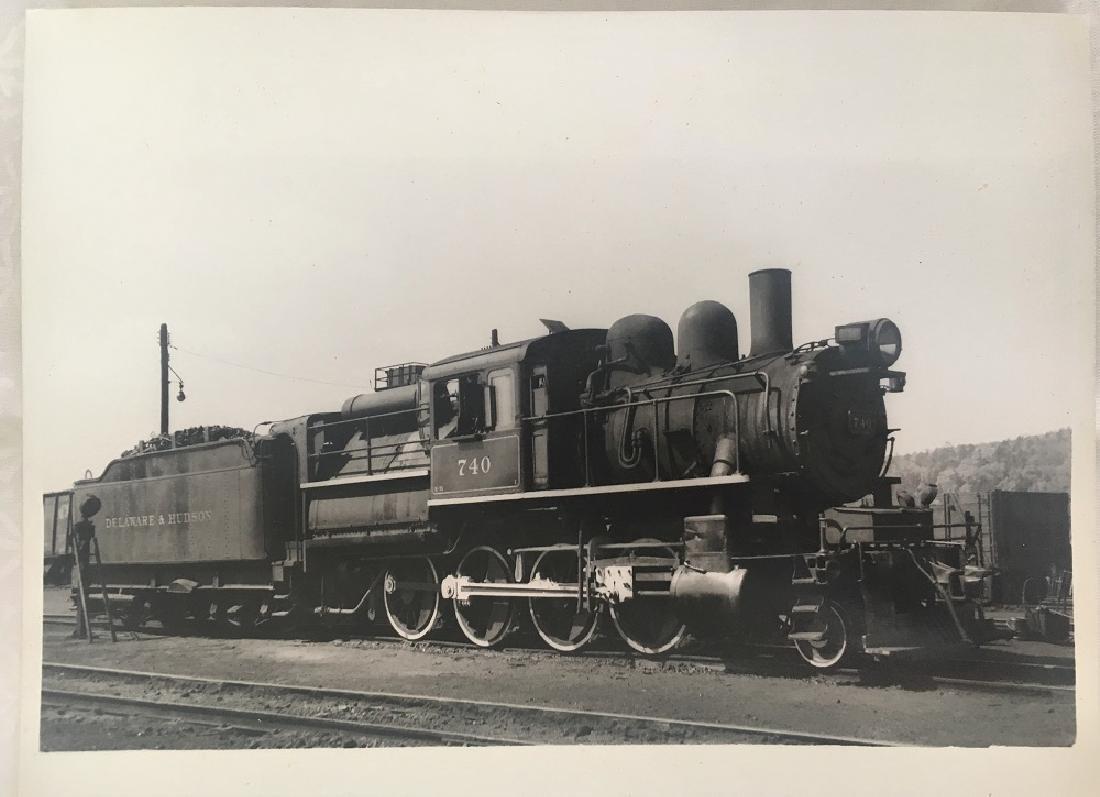 Delaware & Hudson  No. 740