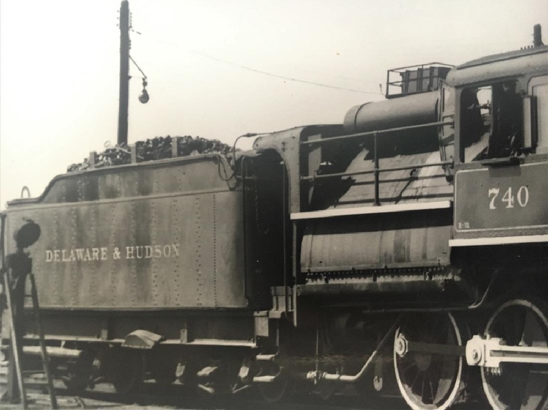 Delaware & Hudson  No. 740 - 2