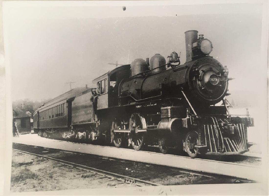 Vintage Original Railway Photography-No.929