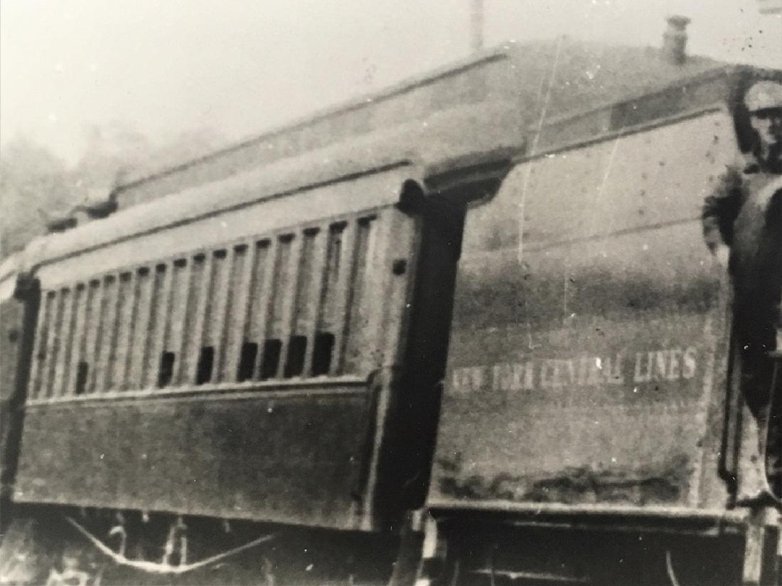 Vintage Original Railway Photography-No.929 - 2