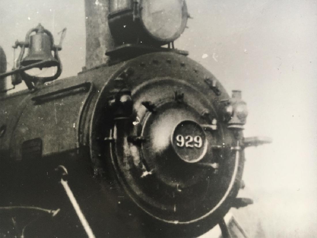Vintage Original Railway Photography-No.929 - 3