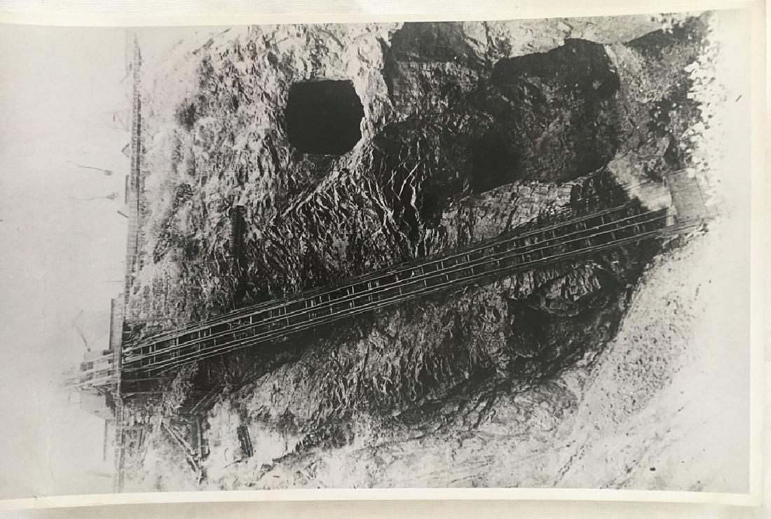 Antique Vintage Original Railway Photography