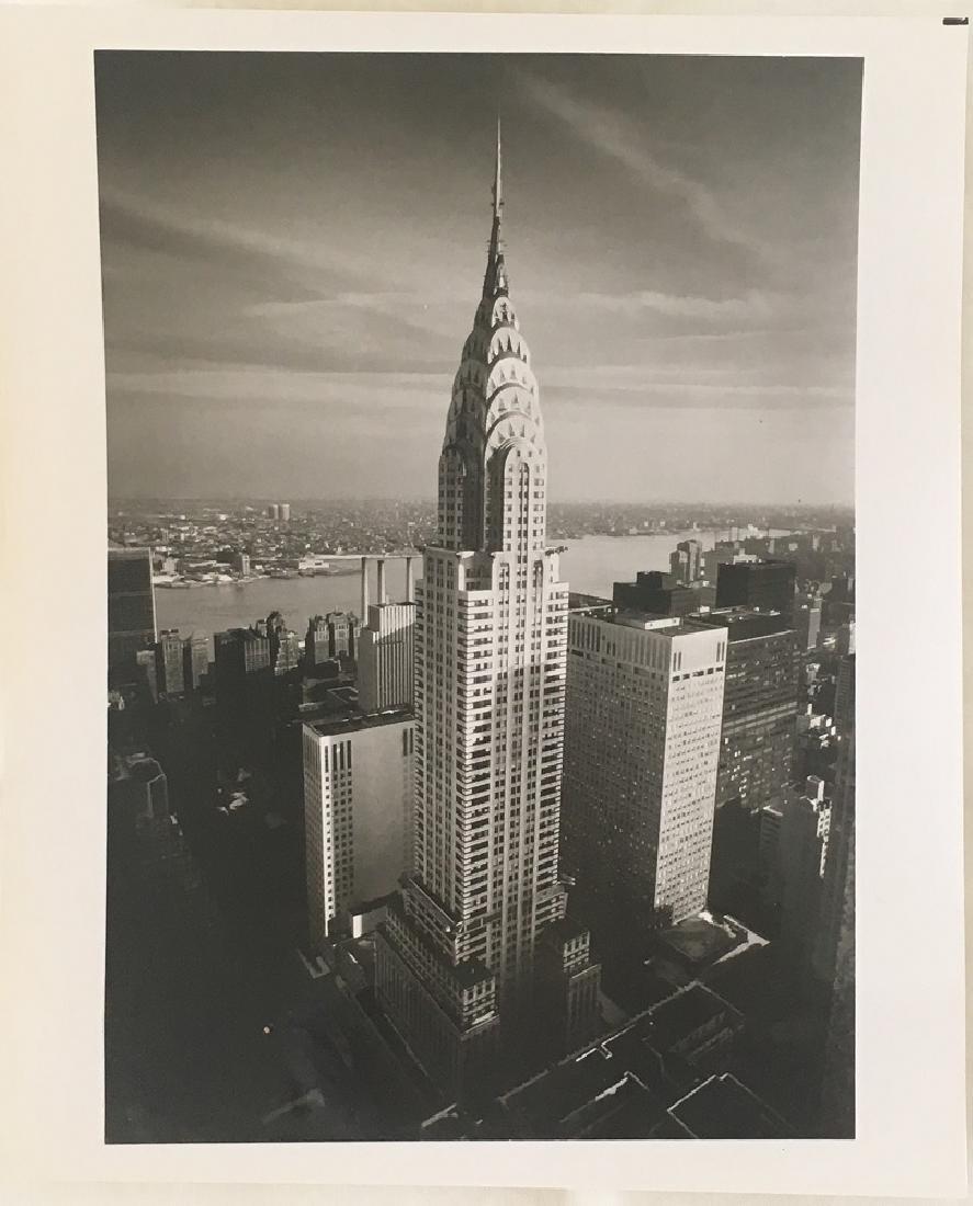 1978 The Chrysler Building Press Information - 2