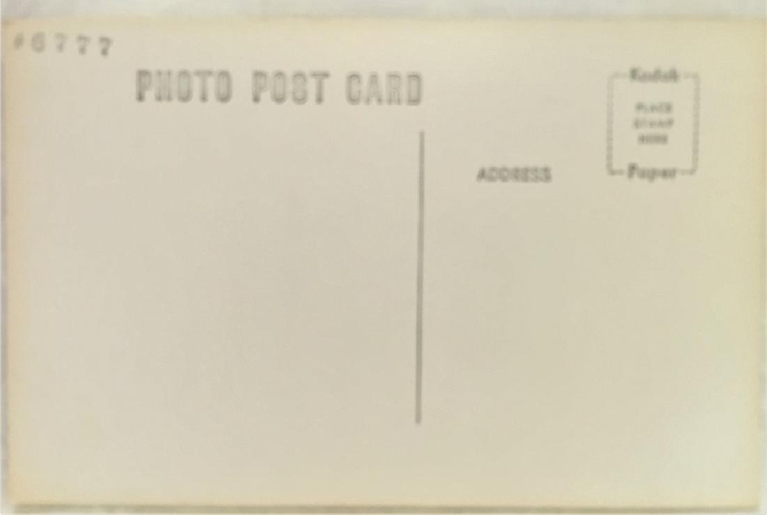 Railway Post Card C.8.W.C # 6777 - 2