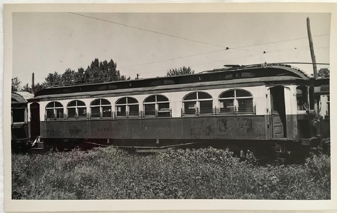 1935 Fonda Johnstown & Gloversville PRCO