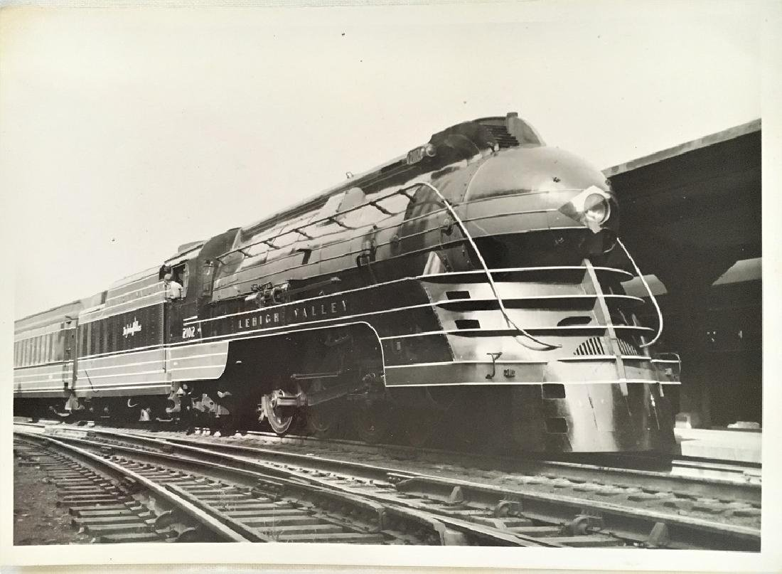 1939 Lehigh Valley Photo From M.D. McCARTER