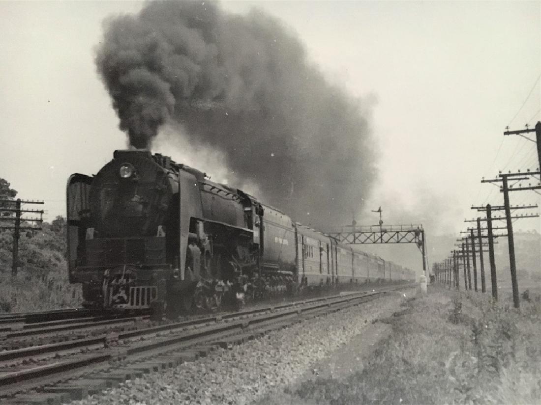 New York Centrlal R.R. #6019 4-8-4 of 1926