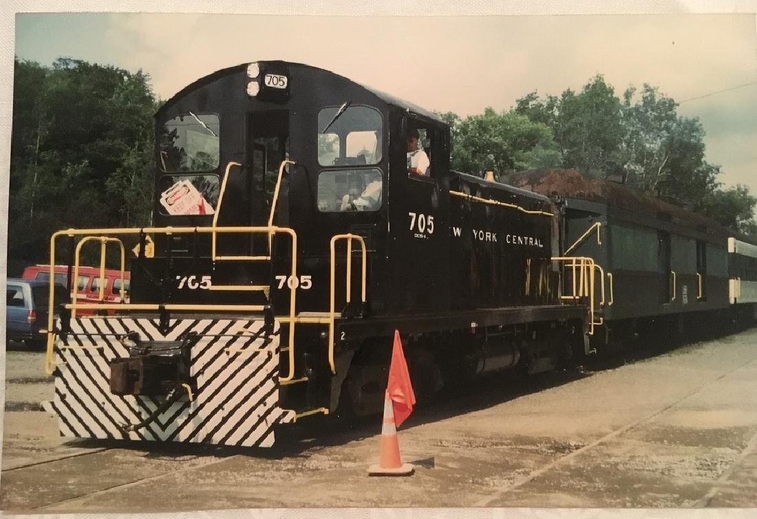 New York Central No. 705