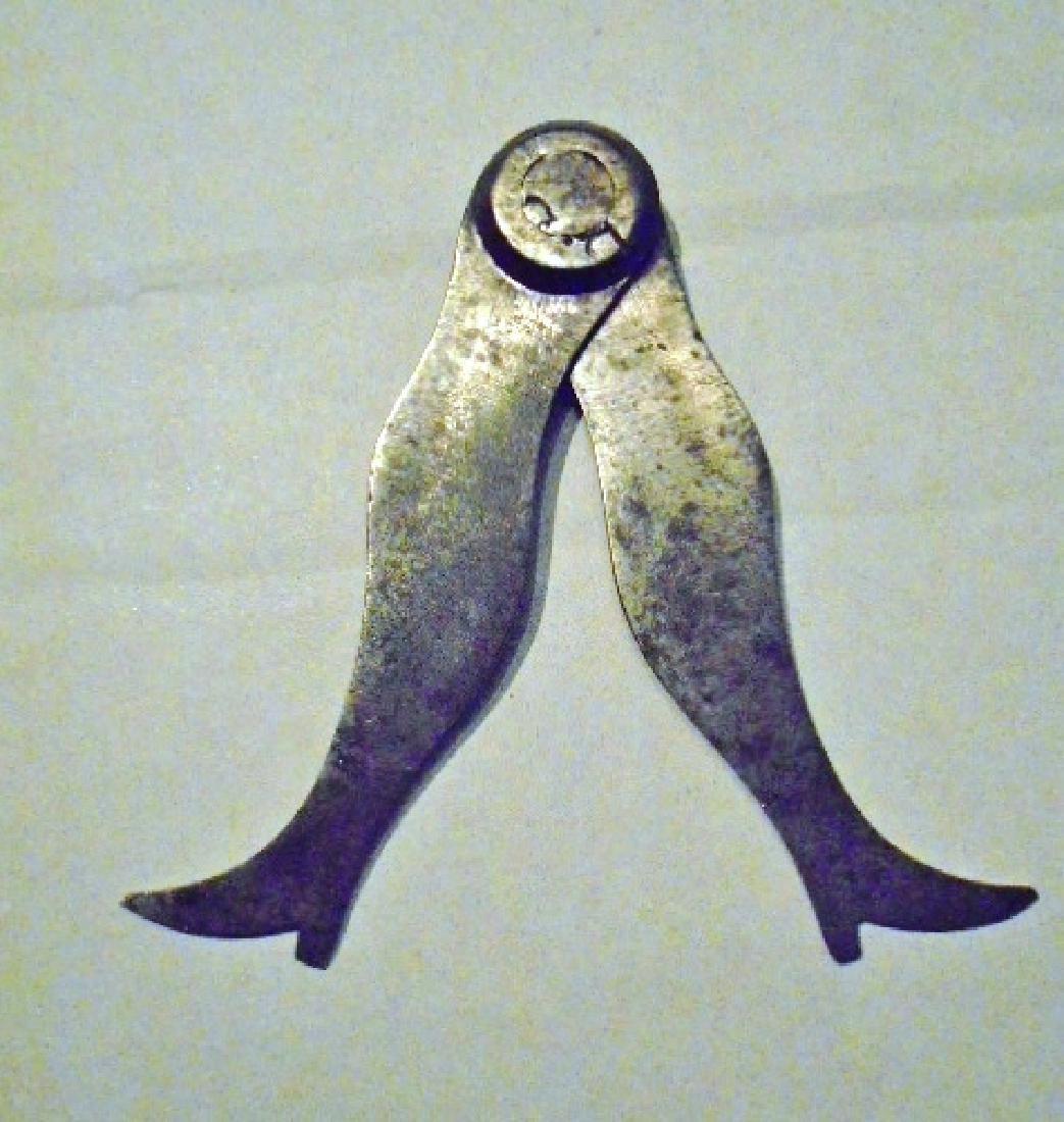 Metal Calipers in the Shape of Ladies Legs - 2