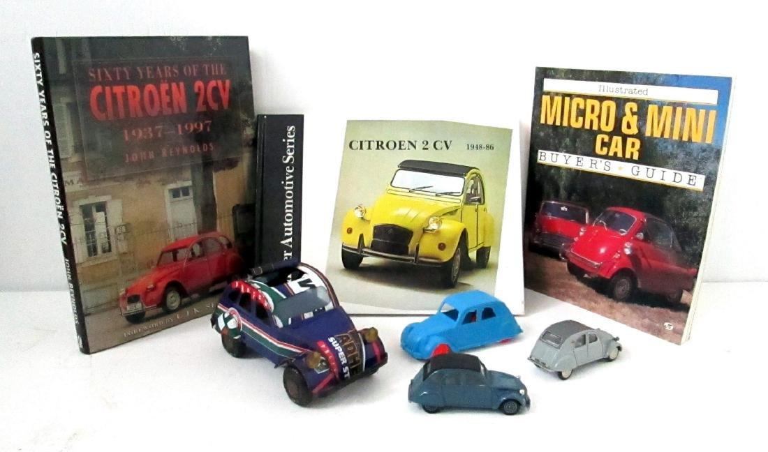 Vintage Citroen 2CV Lot