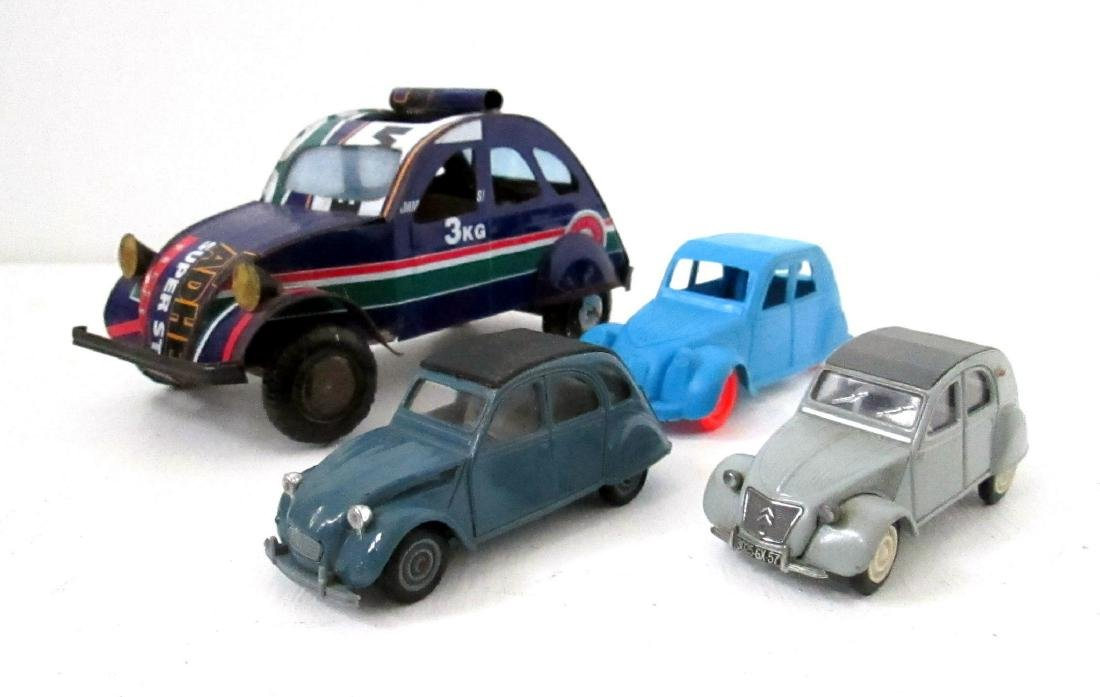 Vintage Citroen 2CV Lot - 4