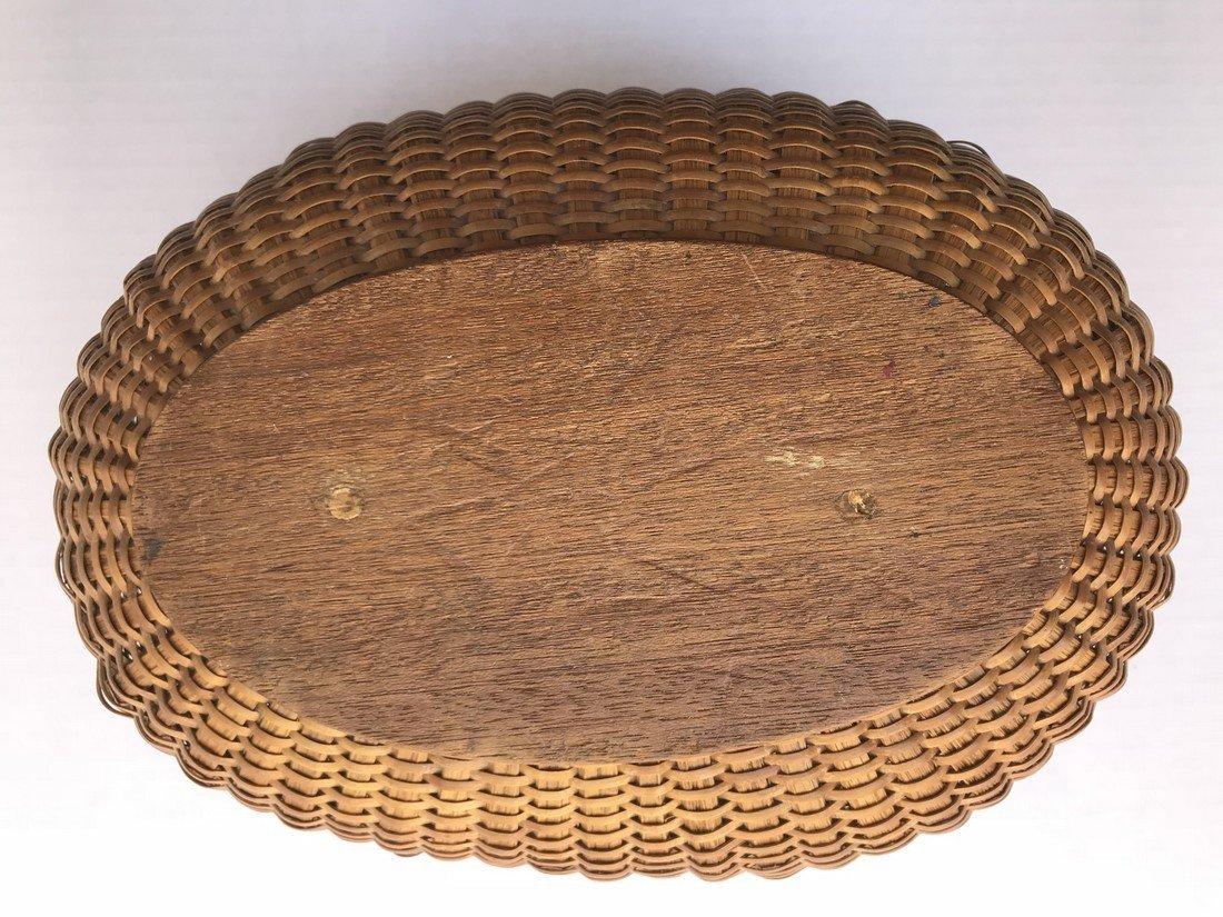 Oval Nantucket Basket - 5