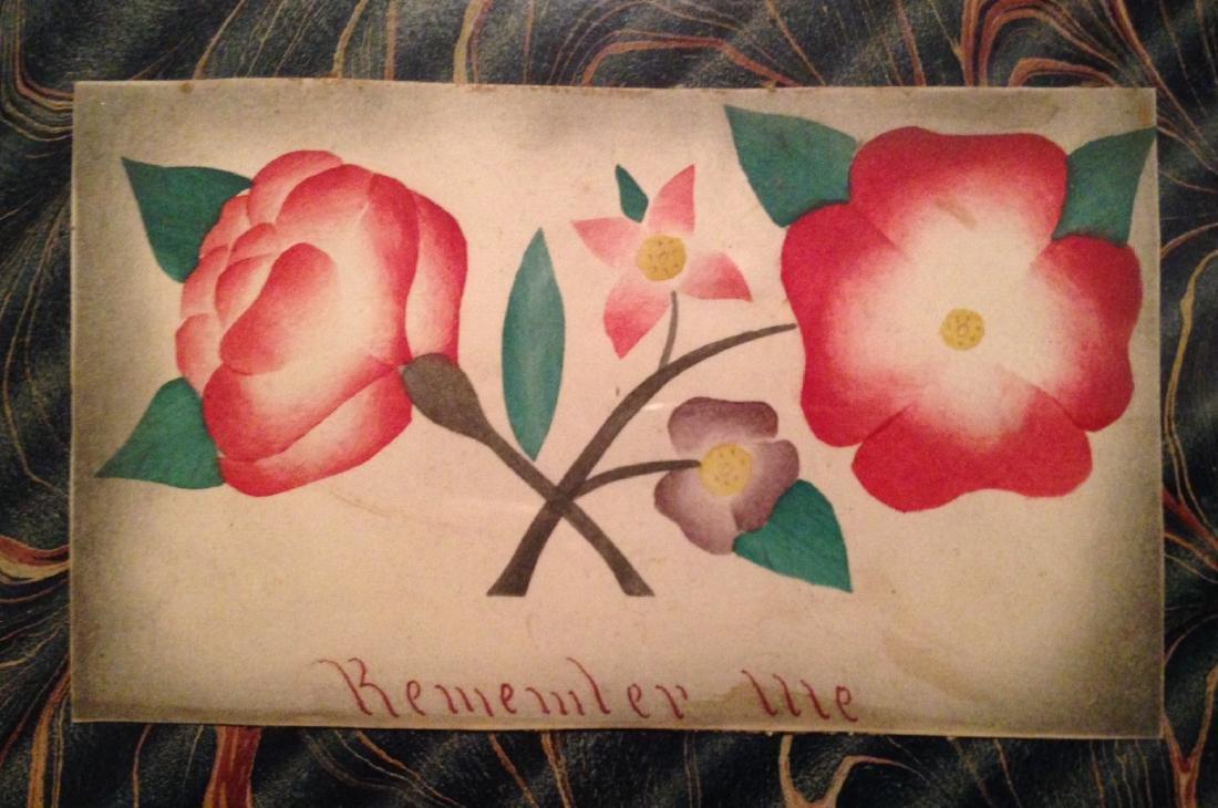 Remember Me Watercolor - 2