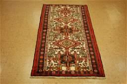 Antique Persian Heriz Gharaje Runner Rug 2.10x6.1