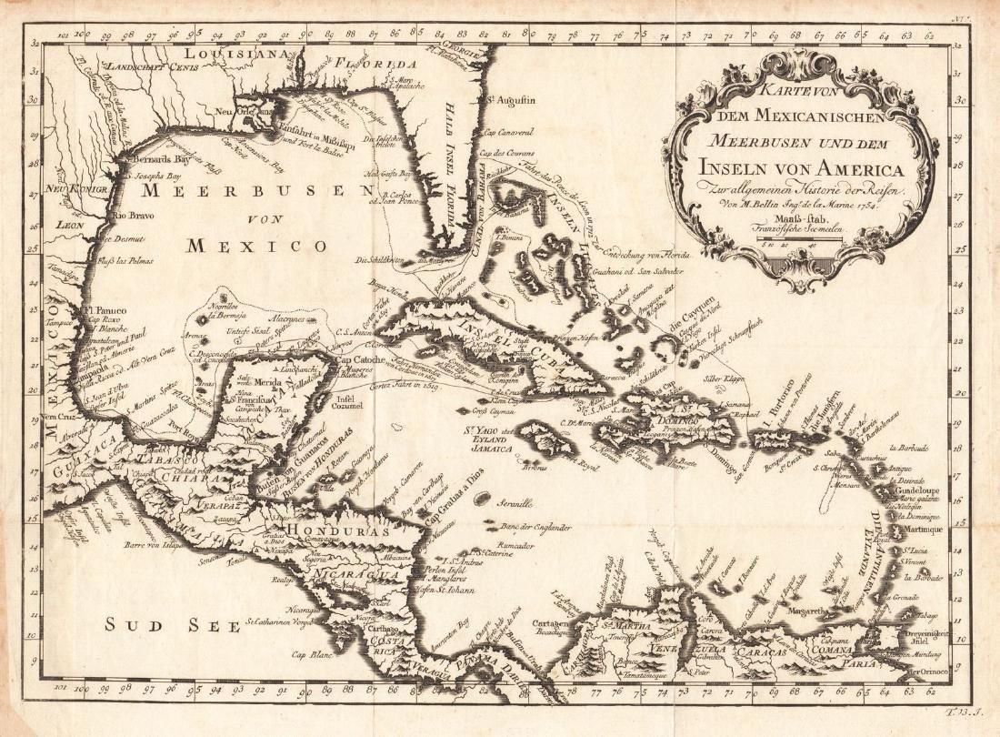 Bellin/Arkstee & Merkus: West Indies & Gulf of Mexico