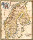 Sweden, Denmark, Norway, Iceland &C