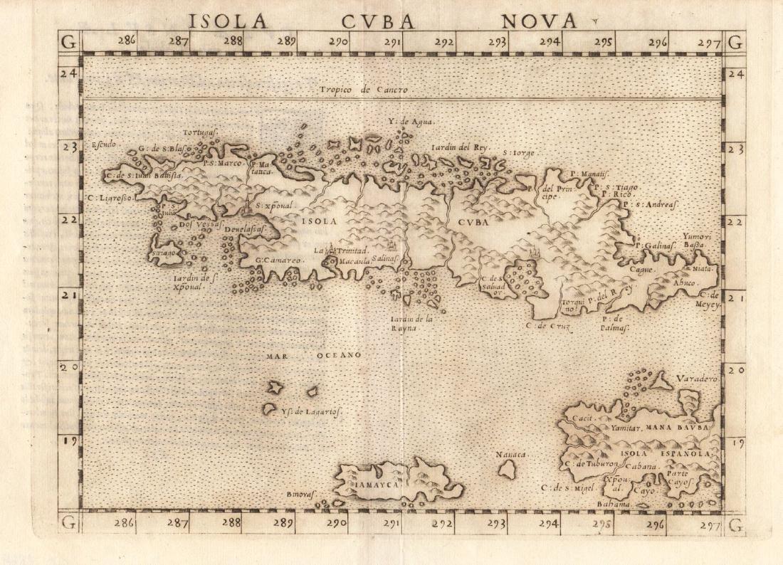 Ruscelli: Cuba