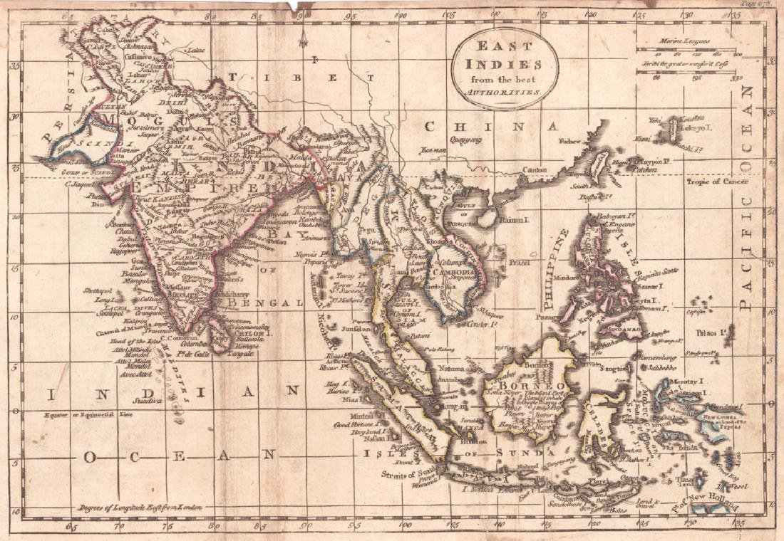 East Indies from the Best Authorities.