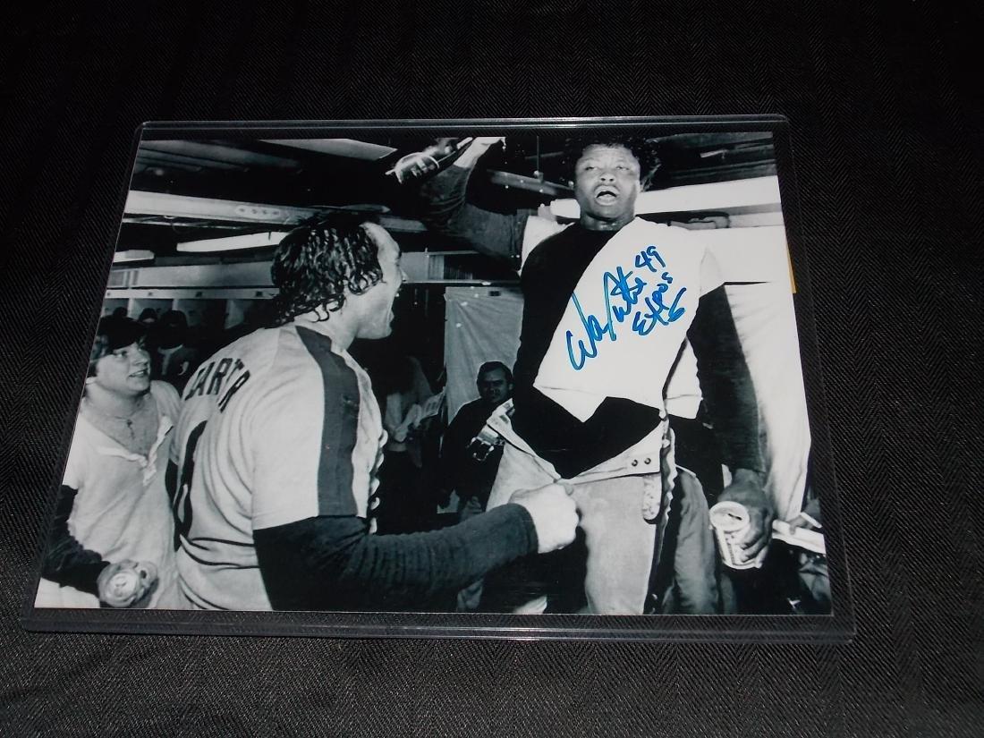 Warren Cromatie, EXPOS, Autogrpahed 8x10 Photo, w/COA
