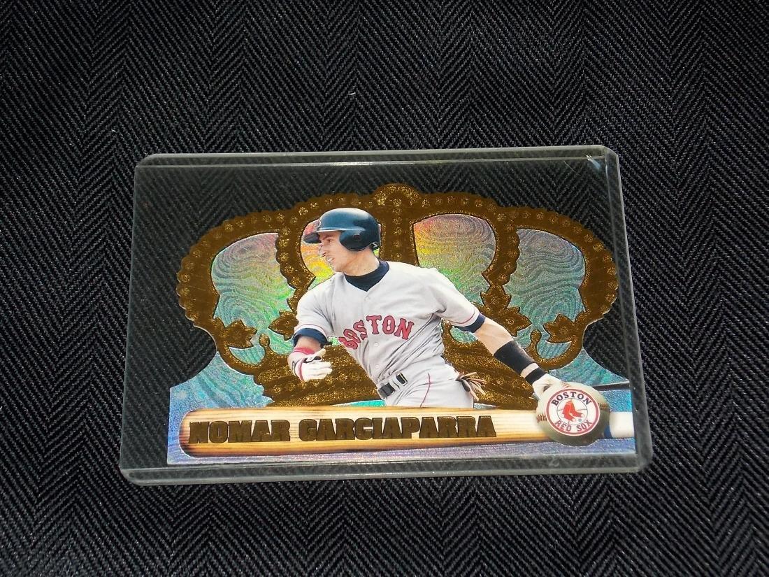 Norman Garciaparra, Boston Red Sox, Pacific Crown Royal