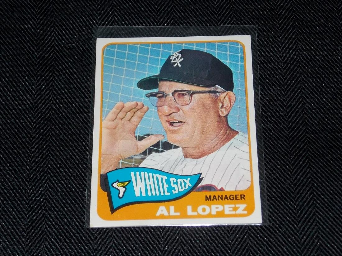 Al Lopez, White Sox Manager, Vintage