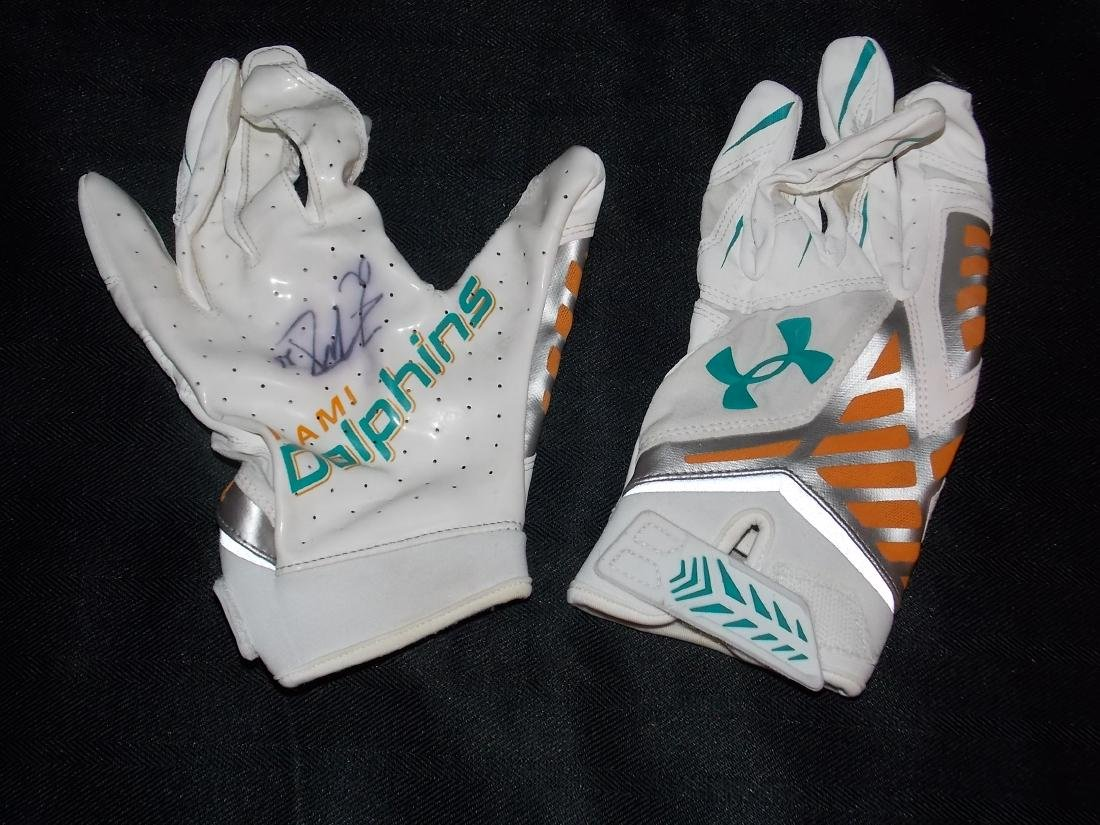 Lamar Miller, #26 Miami Dolphins, Game Used