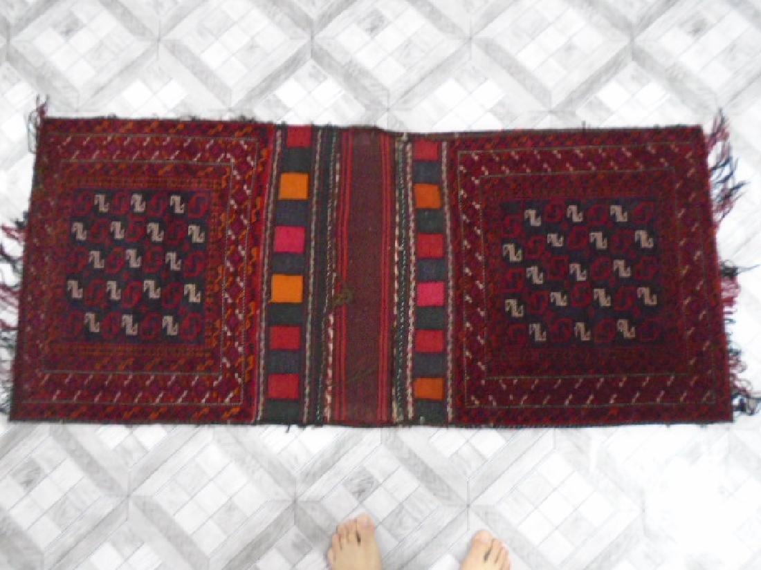 Tribal Saddle Bag 4.7x2