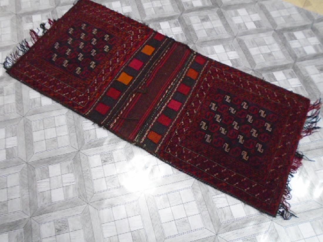 Tribal Saddle Bag 4.7x2 - 2