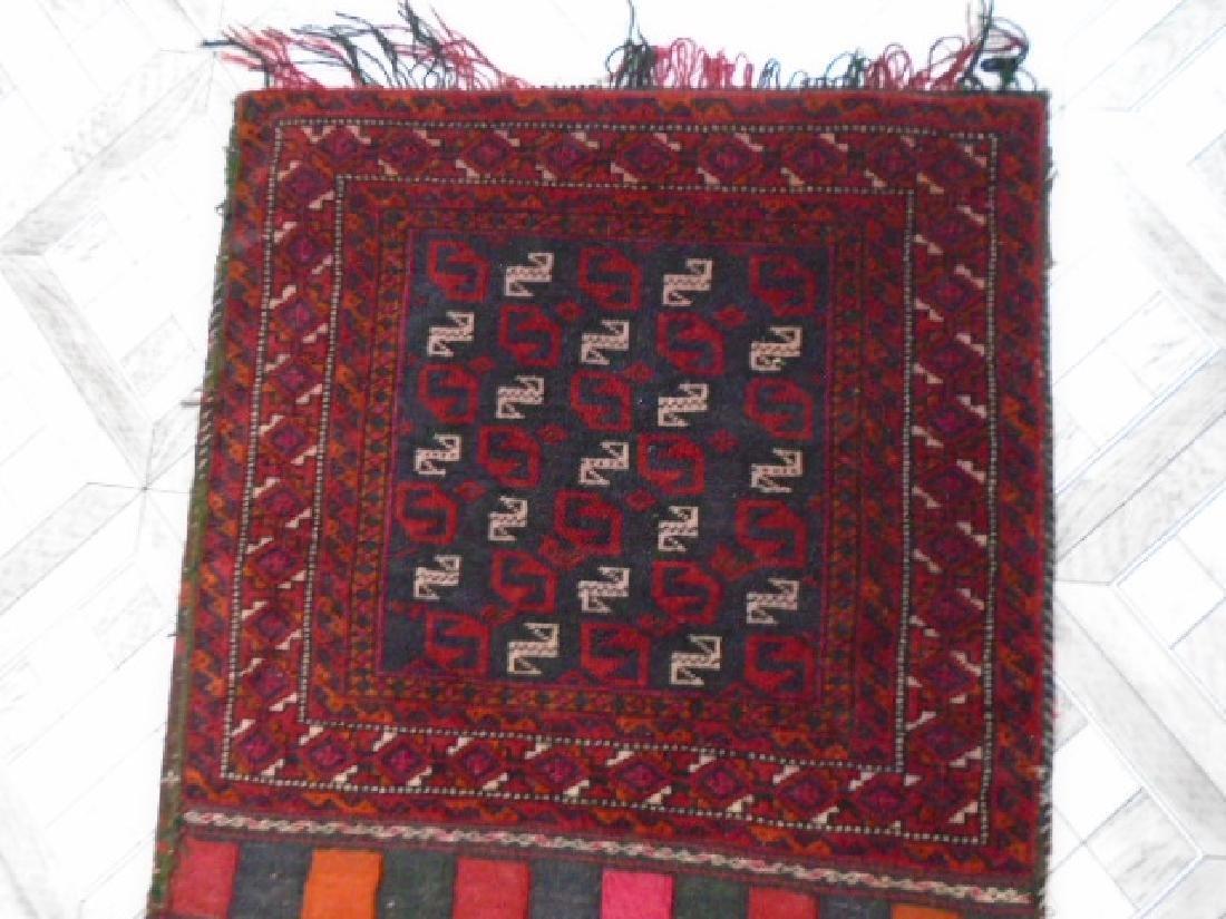 Tribal Saddle Bag 4.7x2 - 3