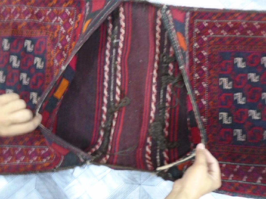 Tribal Saddle Bag 4.7x2 - 5