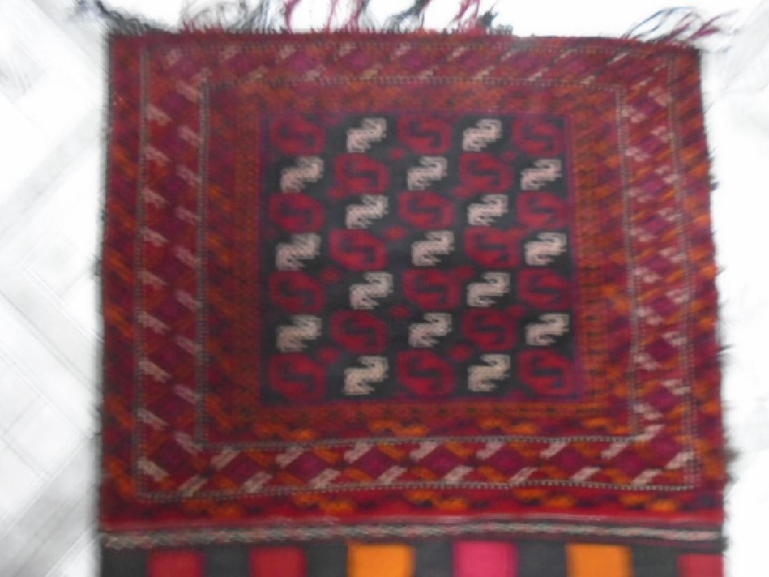 Tribal Saddle Bag 4.7x2 - 6