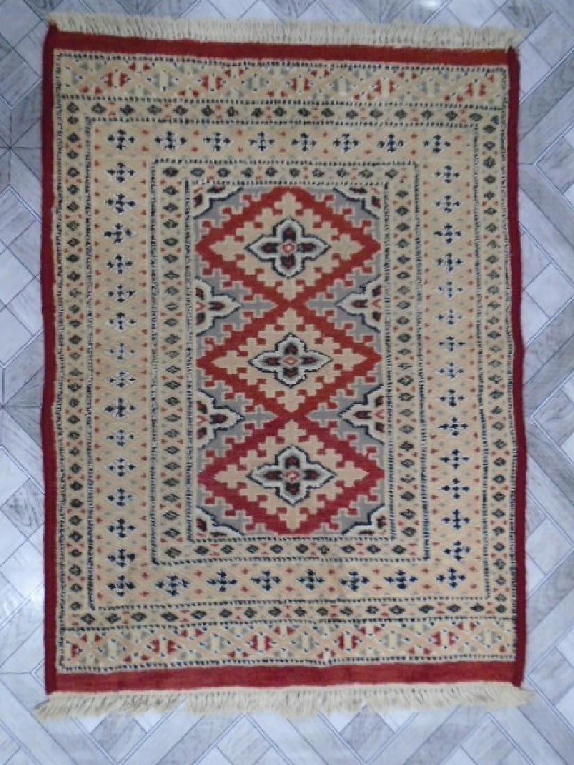 Bukhara Jaldar rug 2.8x2