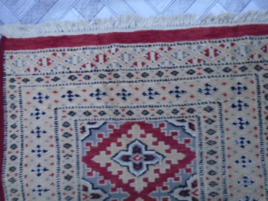 Bukhara Jaldar rug 2.8x2 - 3