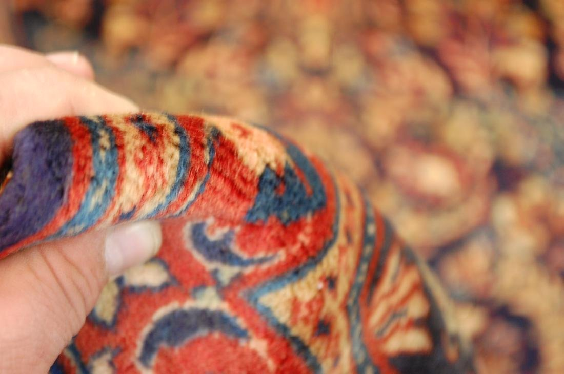 Fine Persian Sarouk Rug 2.2x3.8 - 7