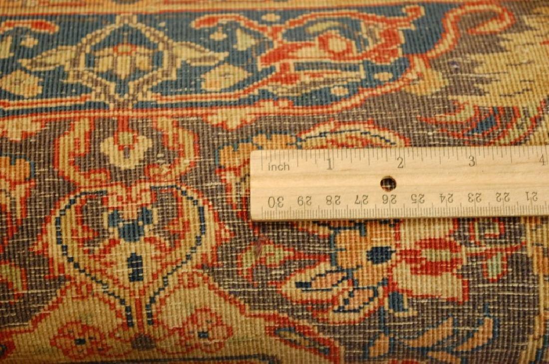 Fine Persian Sarouk Rug 2.2x3.8 - 8
