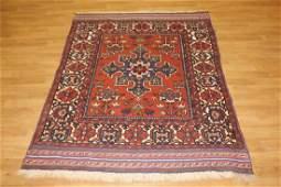 Semi-Antique Afghan Baluch Rug 4.5x6