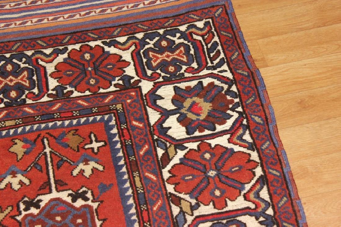 Semi-Antique Afghan Baluch Rug 4.5x6 - 3