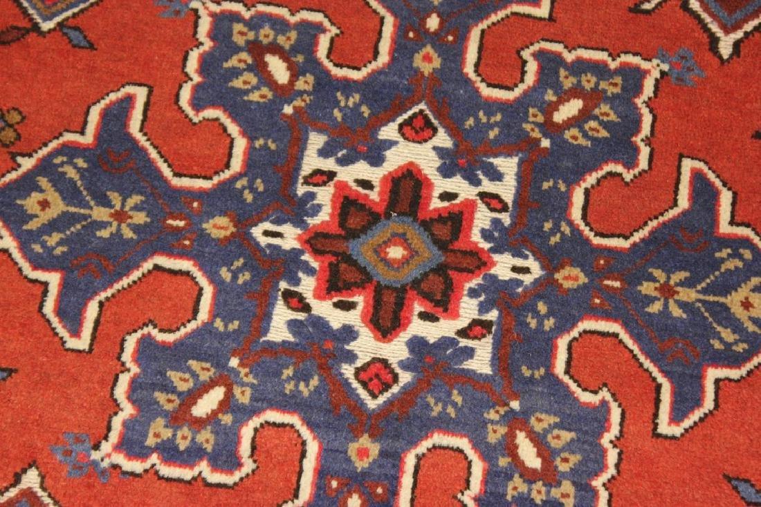 Semi-Antique Afghan Baluch Rug 4.5x6 - 4