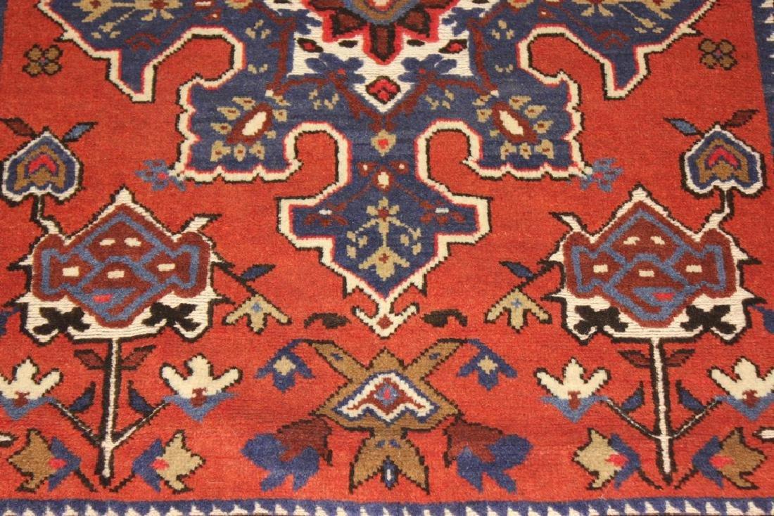 Semi-Antique Afghan Baluch Rug 4.5x6 - 5