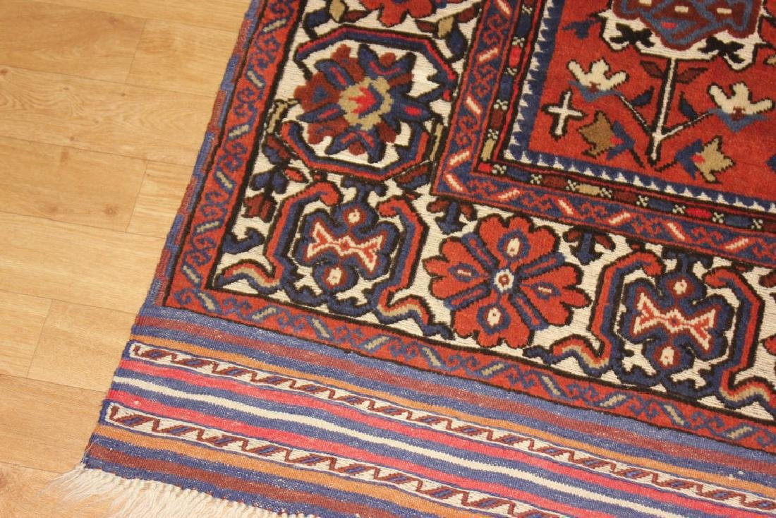 Semi-Antique Afghan Baluch Rug 4.5x6 - 6